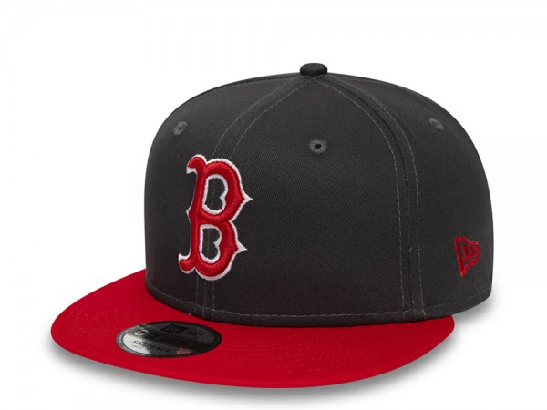 New Era Boston Red Sox Two Tone League Essential 9Fifty Snapback Cap