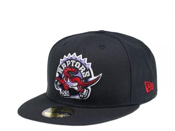 New Era Toronto Raptors Classic Logo 59Fifty Fitted Cap