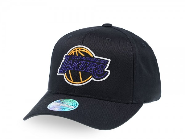 Mitchell & Ness Los Angeles Lakers Neon Edition 110 Flex Snapback Cap