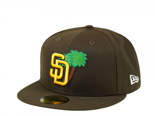 New Era San Diego Padres Palm Tree Edition 59Fifty Fitted Cap