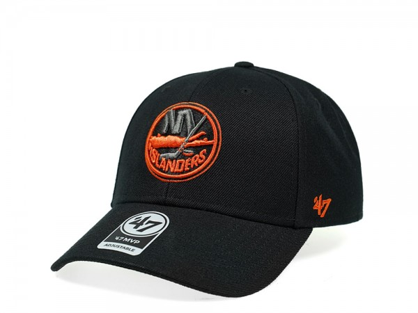 47Brand New York Islanders Color Detail MVP Snapback Cap
