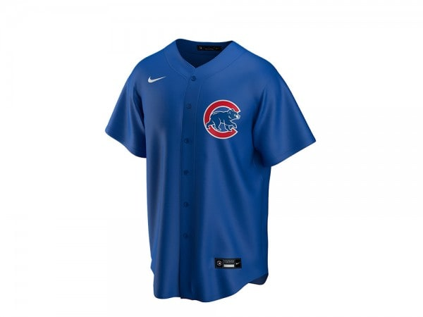 Nike Chicago Cubs Alternate Replica MLB Trikot