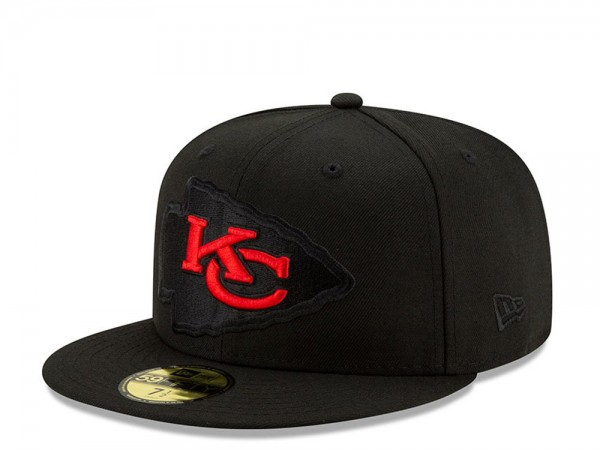 New Era Kansas City Chiefs Elements 2.0 Edition Fitted 59Fifty Cap