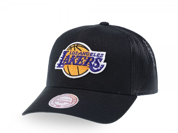 Mitchell & Ness Los Angeles Lakers Classic HWC Trucker Cap