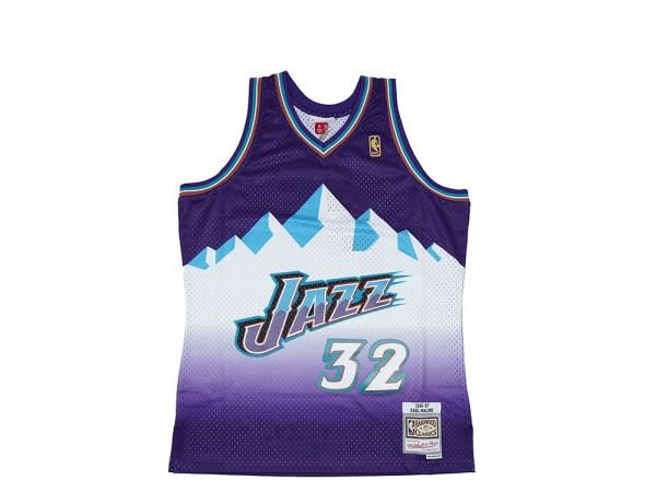 Mitchell & Ness Utah Jazz Karl Malone Swingman 2.0 1996-97 Jersey