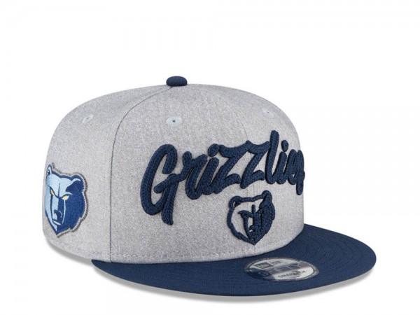 New Era Memphis Grizzlies NBA Draft 20 9Fifty Snapback Cap