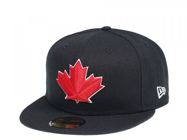 New Era Toronto Blue Jays Canada Edition 59Fifty Fitted Cap