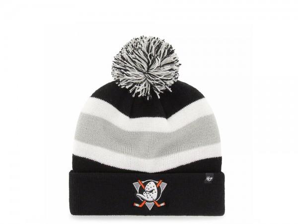 47 Brand Anaheim Ducks Breakaway Cuff Mütze