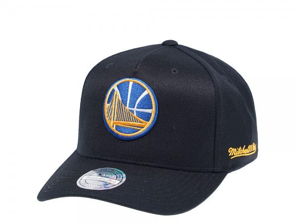 Mitchell & Ness Golden State Warriors Flexfit Snapback Cap