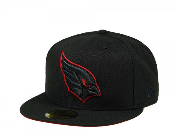 New Era Arizona Cardinals Red Details Edition 59Fifty Fitted Cap