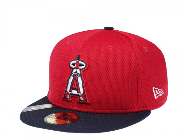 New Era Los Angeles Angels Springtraining 2020 59Fifty Fitted Cap