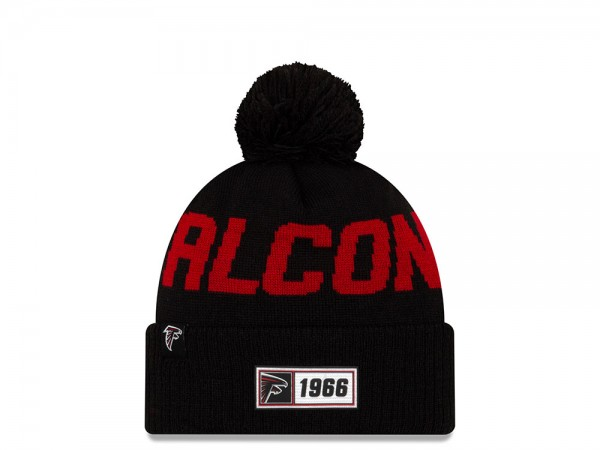 New Era Atlanta Falcons Sideline 2019 Road Mütze