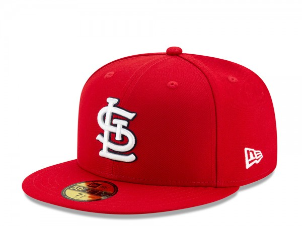 New Era St. Louis Cardinals Authentic On-Field Fitted 59Fifty Cap