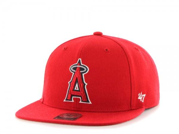 47Brand Los Angeles Angels Captain Snapback Cap