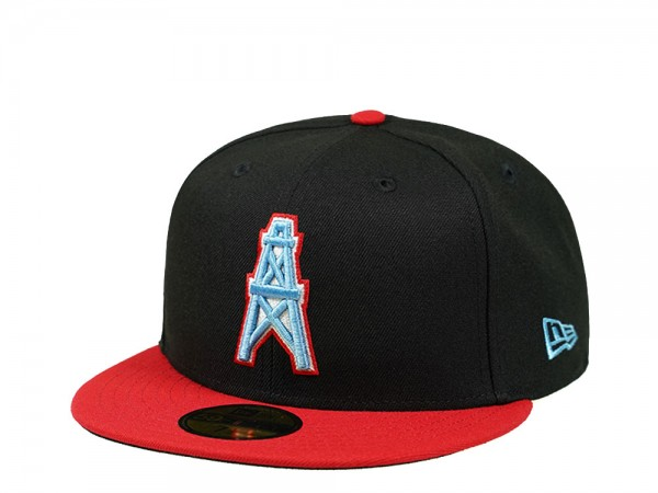 New Era Houston Oilers Prime Edition 59Fifty Fitted Cap