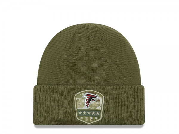 New Era Atlanta Falcons Salute to Service 2019 Mütze