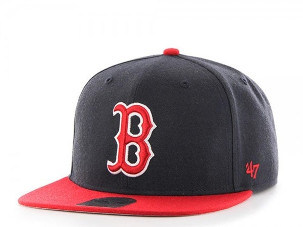 47brand Boston Red Sox Classic Snapback Cap