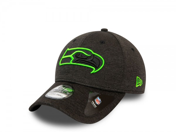 New Era Seattle Seahawks Shadow Tech Outline Stretch Fit 39Thirty Cap