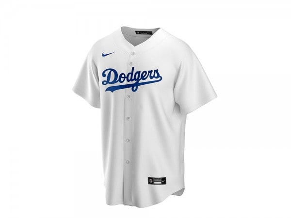 Nike Los Angeles Dodgers Home Replica MLB Trikot