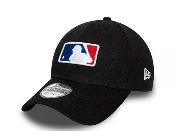 New Era MLB Logo 39Thirty Stretch Fit Cap