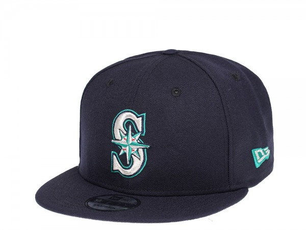 New Era Seattle Mariners 40th Anniversary Edition 9Fifty Snapback Cap
