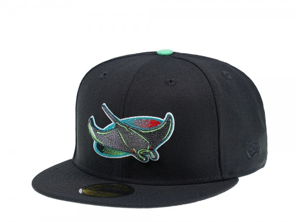 New Era Tampa Bay Devil Rays Throwback Edition 59Fifty Fitted Cap