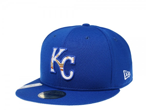 New Era Kansas City Royals Springtraining 2020 59Fifty Fitted Cap