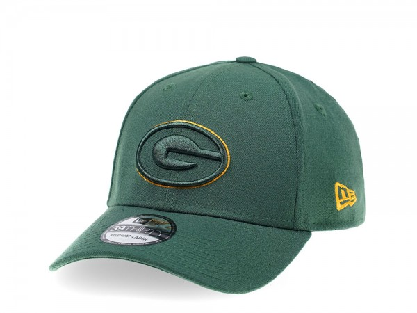 New Era Green Bay Packers Elements Edition 39Thirty Stretch Cap