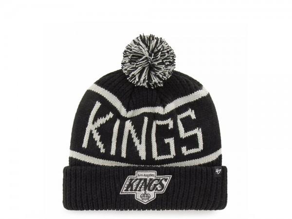 47 Brand Los Angeles Kings Calgary Cuff Mütze