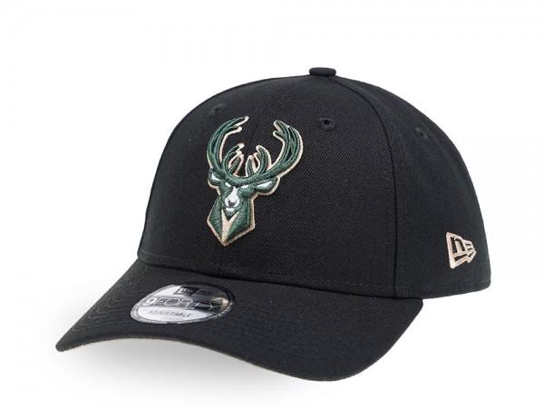 New Era Milwaukee Bucks Classic Edition 9Forty Snapback Cap