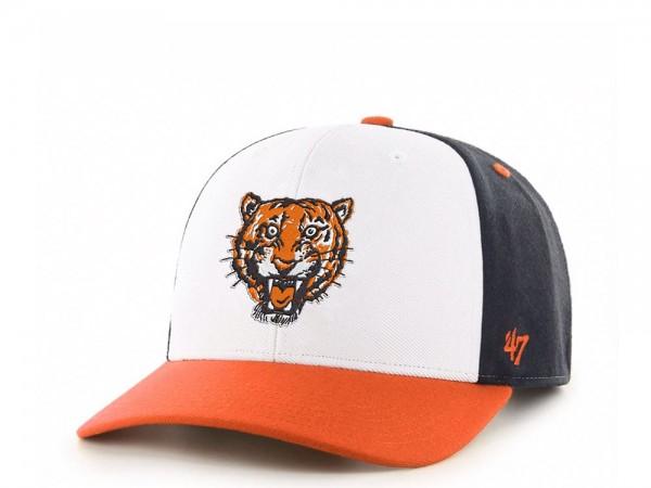 47Brand Detroit Tigers Cold Zone MVP DP Snapback Cap