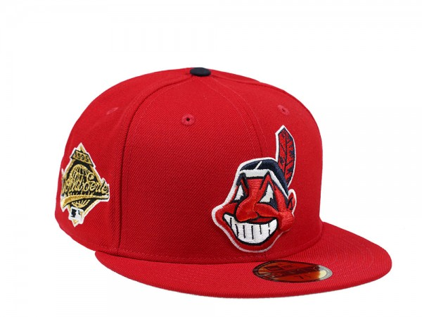 New Era Cleveland Indians World Series 1995 59Fifty Fitted Cap