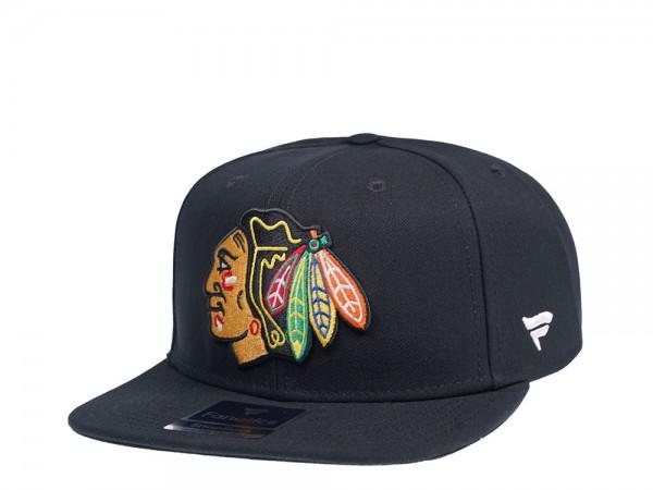 Fanatics Chicago Blackhawks Core Snapback Cap