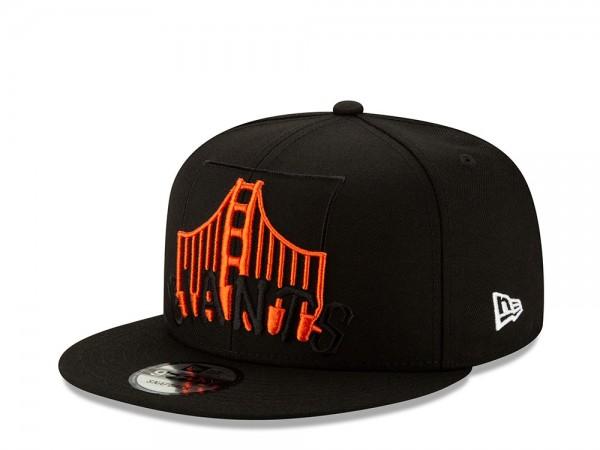 New Era San Francisco Giants Elements Edition 9Fifty Snapback Cap