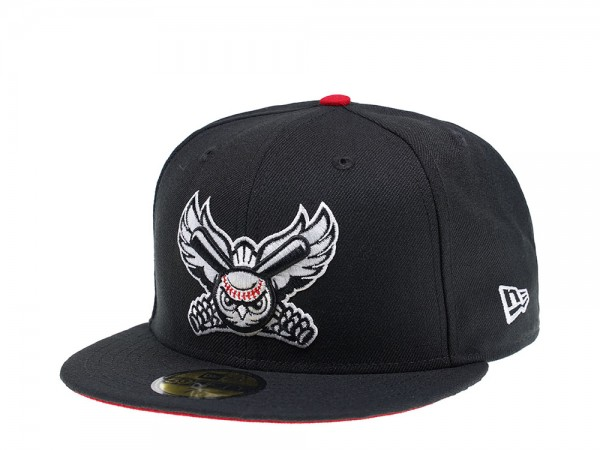 New Era Orem Owlz Black Edition 59Fifty Fitted Cap