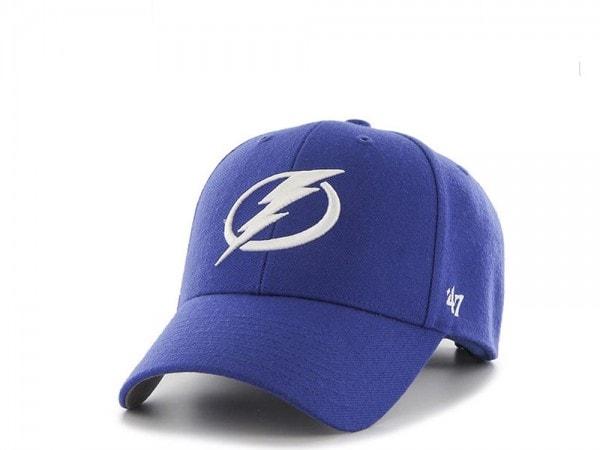 47brand Tampa Bay Lightning MVP Strapback Cap