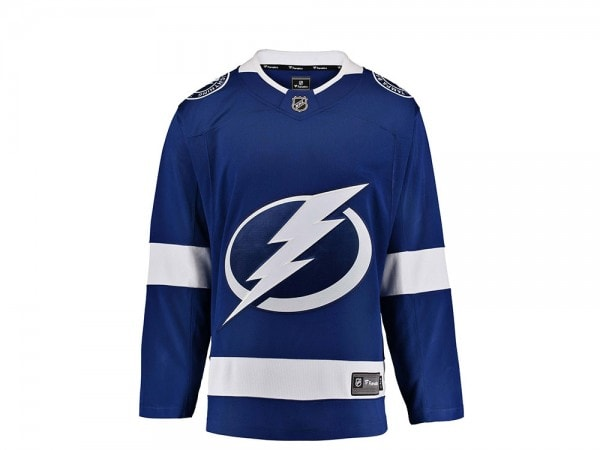 Tampa Bay Lightning Trikot Home - Fanatics Breakaway NHL Jersey