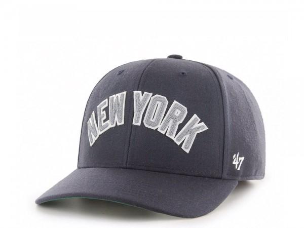 47Brand New York Yankees Chain Link MVP DP Snapback Cap