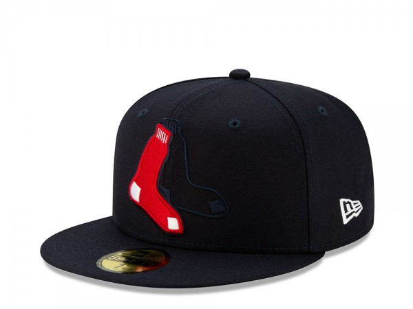 New Era Boston Red Sox Elements Edition 59Fifty Fitted Cap