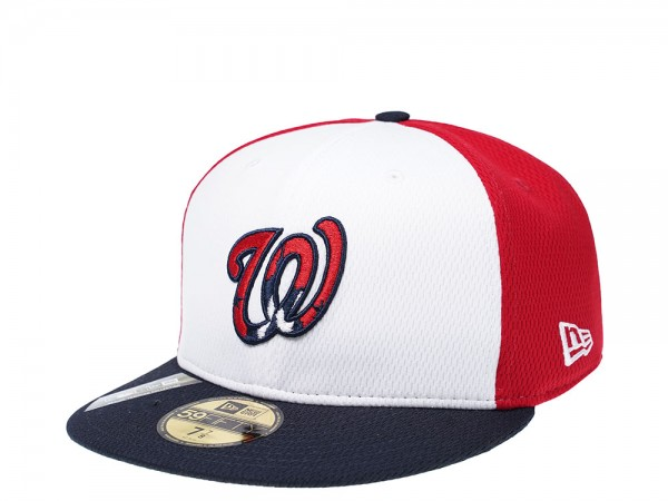 New Era Washington Nationals Springtraining 2020 59Fifty Fitted Cap