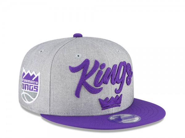 New Era Sacramento Kings NBA Draft 20 9Fifty Snapback Cap