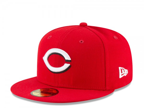 New Era Cincinnati Reds Authentic On-Field Fitted 59Fifty Cap