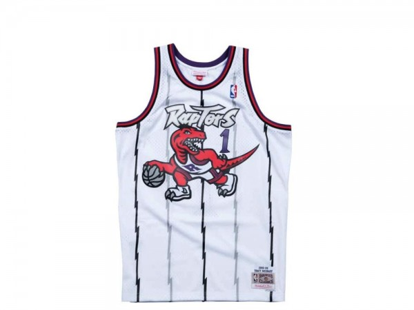 Mitchell & Ness Toronto Raptors Tracy McGrady Swingman 1998-99 Jersey
