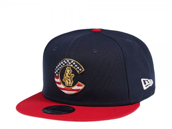 New Era Chicago Cubs Sox 4th July Edition 9Fifty Snapback Cap