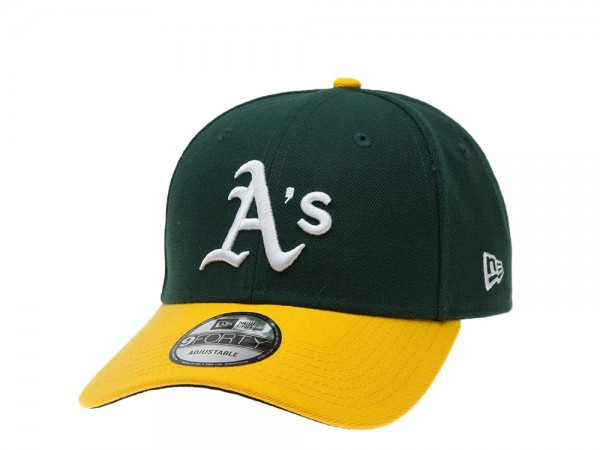 New Era 9forty Oakland Athletics The League Cap