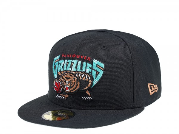 New Era Vancouver Grizzlies Classic Logo 59Fifty Fitted Cap