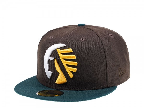 New Era Memphis Chicks Two Tone 59Fifty Fitted Cap