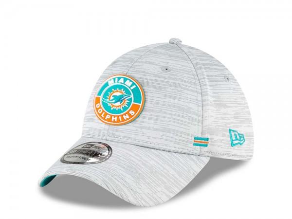 New Era Miami Dolphins Fall Sideline 39Thirty Stretch Cap