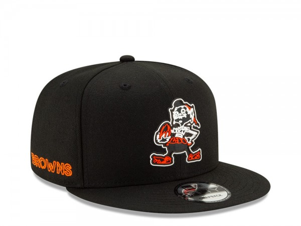 New Era Cleveland Browns NFL Draft 20 9Fifty Snapback Cap