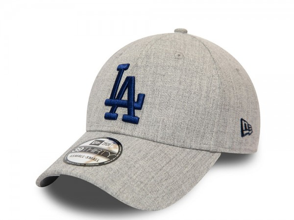 New Era Los Angeles Dodgers Heather 39Thirty Stretch Fit Cap